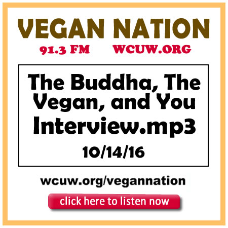 The Buddha, The Vegan, and You interview with author John Bussineau